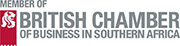 Member of British Chamber of Business in Southern Africa